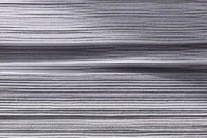 újrahasznosított papír