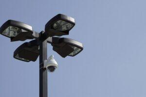 kültéri kamera rendszer