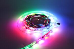 Színes LED csík