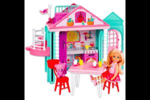 Barbie babaház
