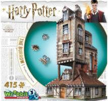 3D habszivacs puzzle
